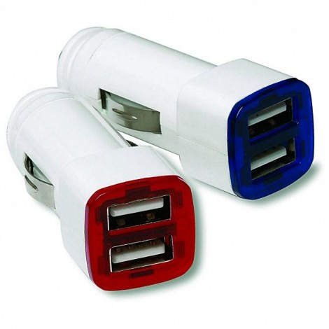 USB Car Charger Adaptor