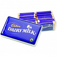 Dairy Milk Miniatures Maxi Rectangle