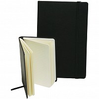 Pocket Size Casebound Notebook Journal