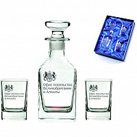 Mini Decanter Set