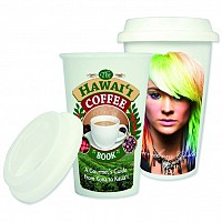 Take Away Dye Sublimation Mug