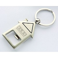 House Shaped Keyring/Bottle Opener