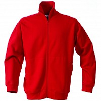 Javelin Zipped Sweatshirt Jacket