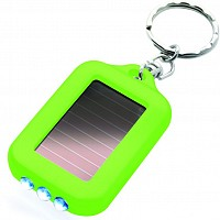 Solar Powered Keyring