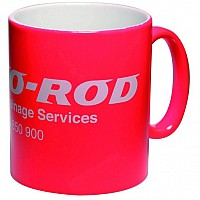 Neon Durham ColourCoat Mug