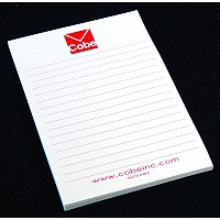 A6 Post-it® Note Pad
