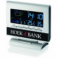 Colour Multi Functional Weather Station