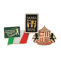 Mid Quality Soft Enamel Badge