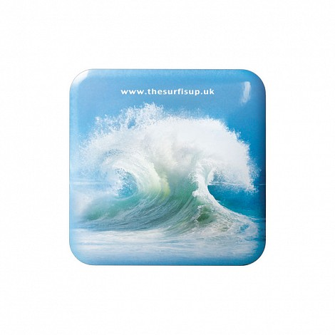 Die sublimation Printed Full Colour Metal Coaster