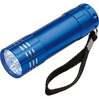 9 LED Aluminium Flashlight