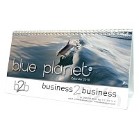 Blue Planet Landscape Desk