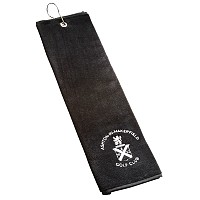 Oxford Tri fold Golf Towel