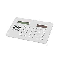 Slim Card Solar Calculator