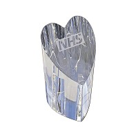 Crystal Heart Column