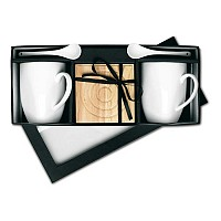Coffee Set of 2 pcs in giftbox