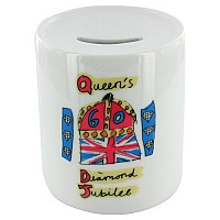 Diamond Jubilee Money/Coin Box