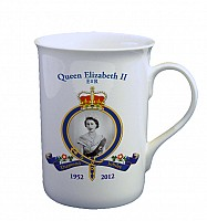 Diamond Jubilee Bone China Young Image Mug